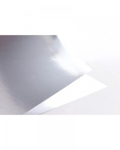 Papier metalizowany  MIRROR SILVER A4 230G 20ARK.